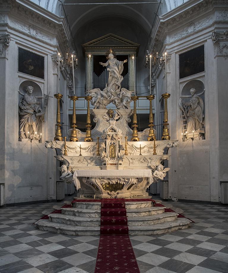 altare dello Schiaffino