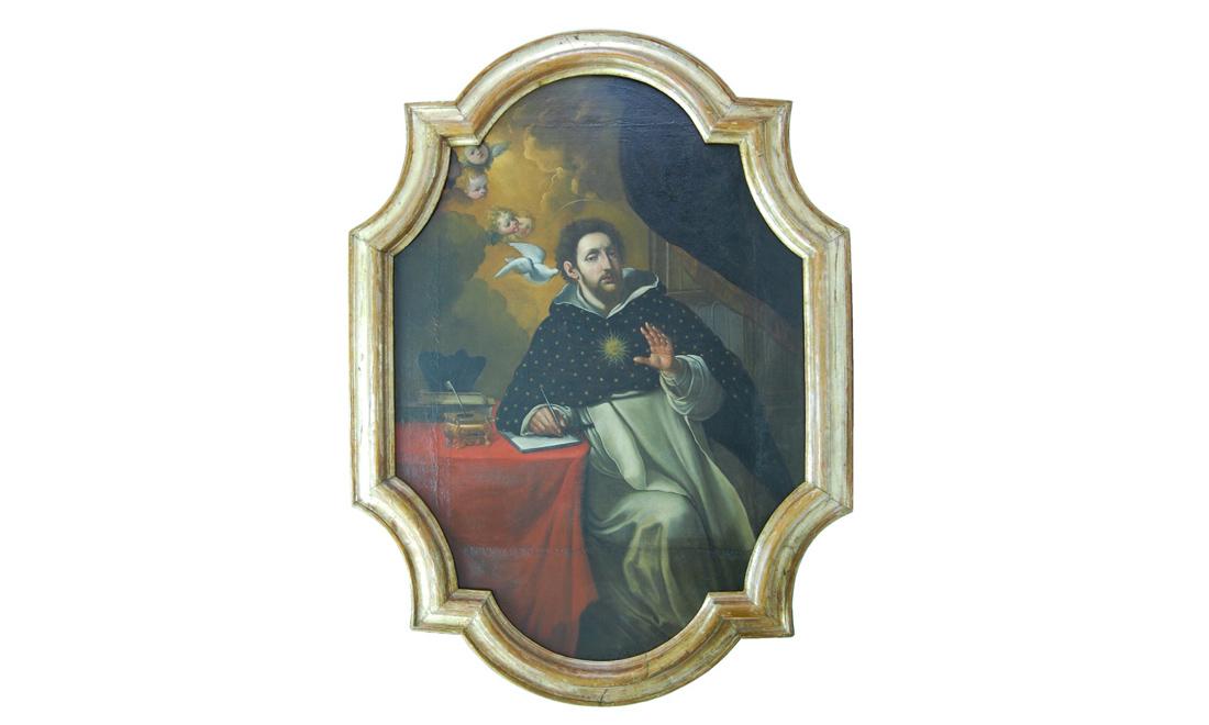 dipinti-San-Tommaso - Albergo dei Poveri Genova
