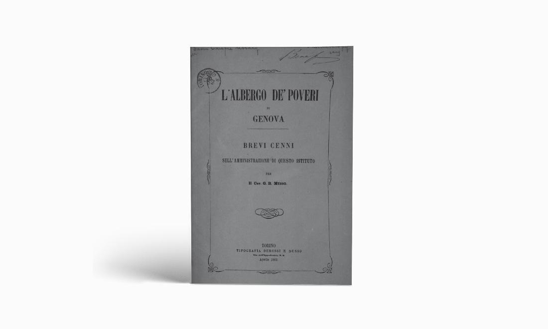 studi-e-documenti_musso- Albergo dei Poveri Genova