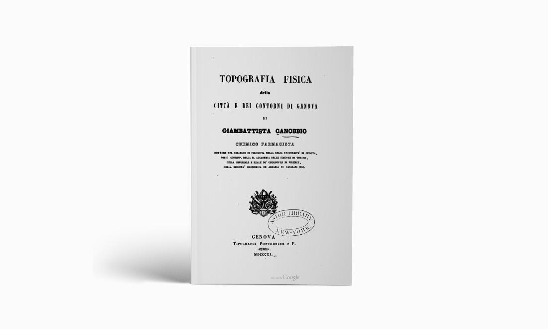 studi-e-documenti_topografia- Albergo dei Poveri Genova