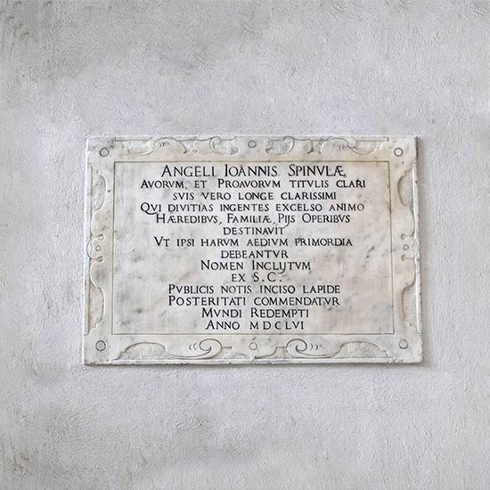 benefattori_angeli-joannis-spinulae - Albergo dei Poveri