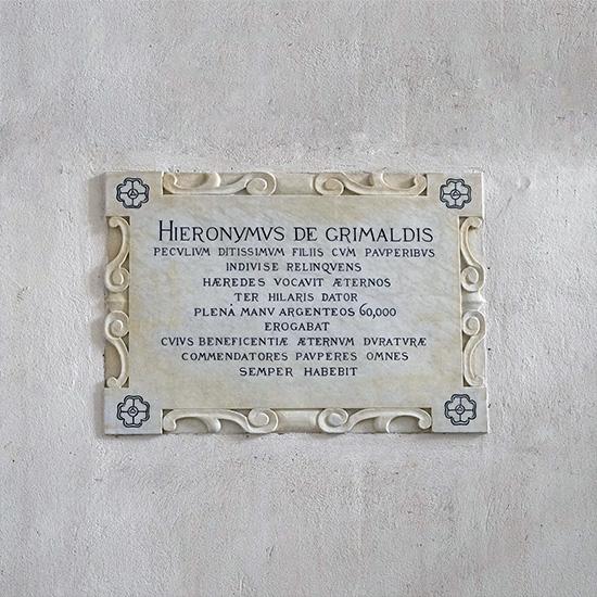 benefattori_hieronymus-de-grimaldis - Albergo dei Poveri