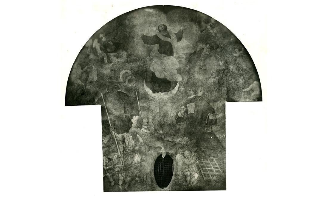 dipinto_immacolata - Albergo dei Poveri