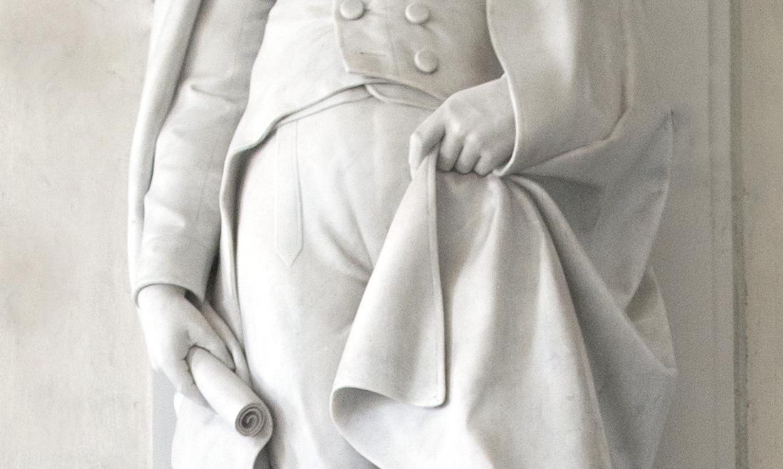 statue_alexandro-pallavicino_04 - Albergo dei Poveri Genova
