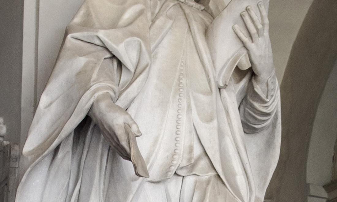 statue_ambrosio-carmagnola_02 - Albergo dei Poveri Genova