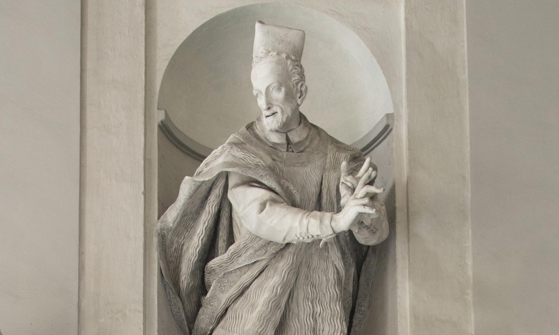statue_antonio-julio-brignole-sale_01 - Albergo dei Poveri Genova