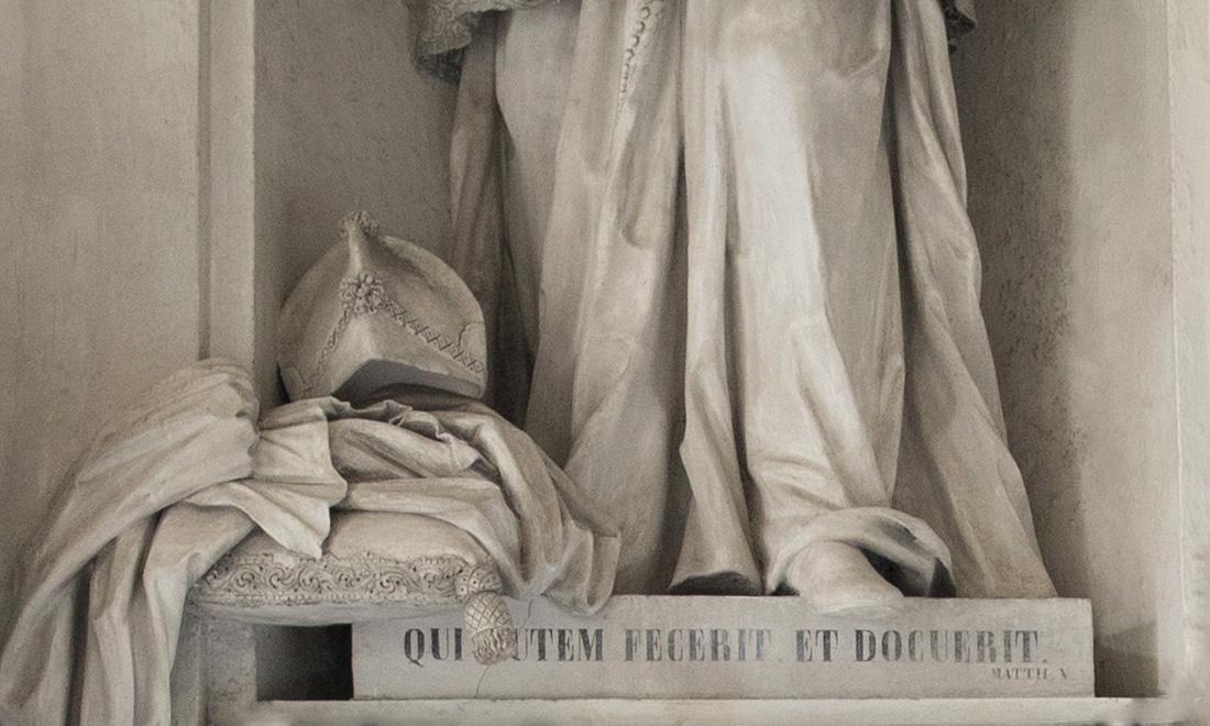 statue_antonio-julio-brignole-sale_04 - Albergo dei Poveri Genova