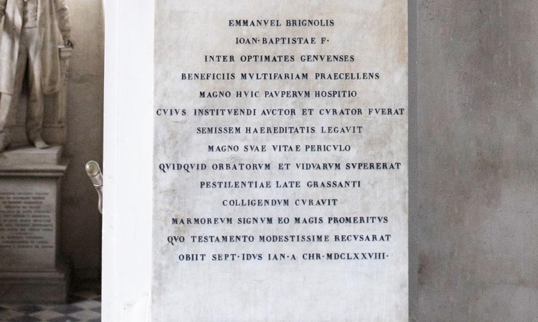 statue_e-brignole_03 - Albergo dei Poveri Genova