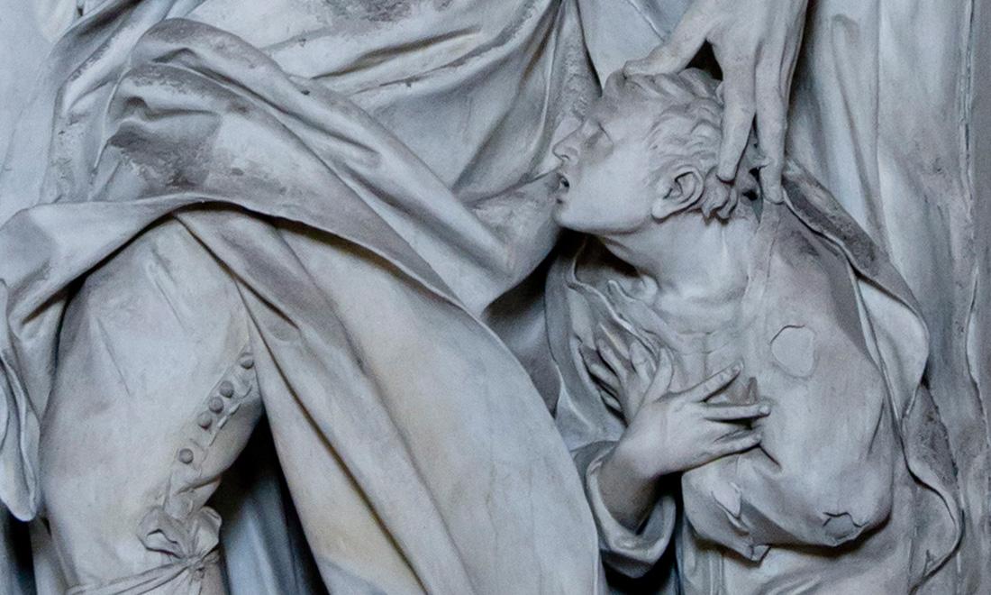 statue_ettore-vernazza_05 - Albergo dei Poveri Genova