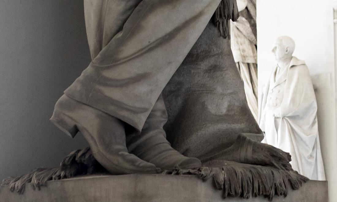 statue_giovanni-battista-dentone_02 - Albergo dei Poveri Genova