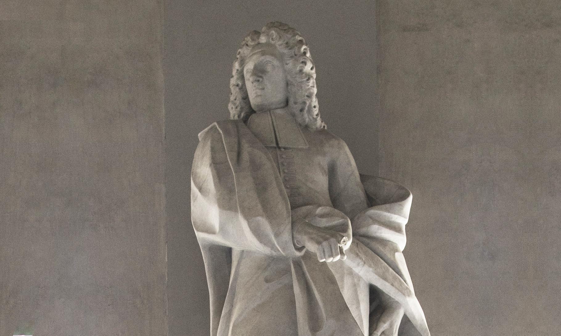 statue_ianni-lucae-spinulae-abbati_01 - Albergo dei Poveri Genova