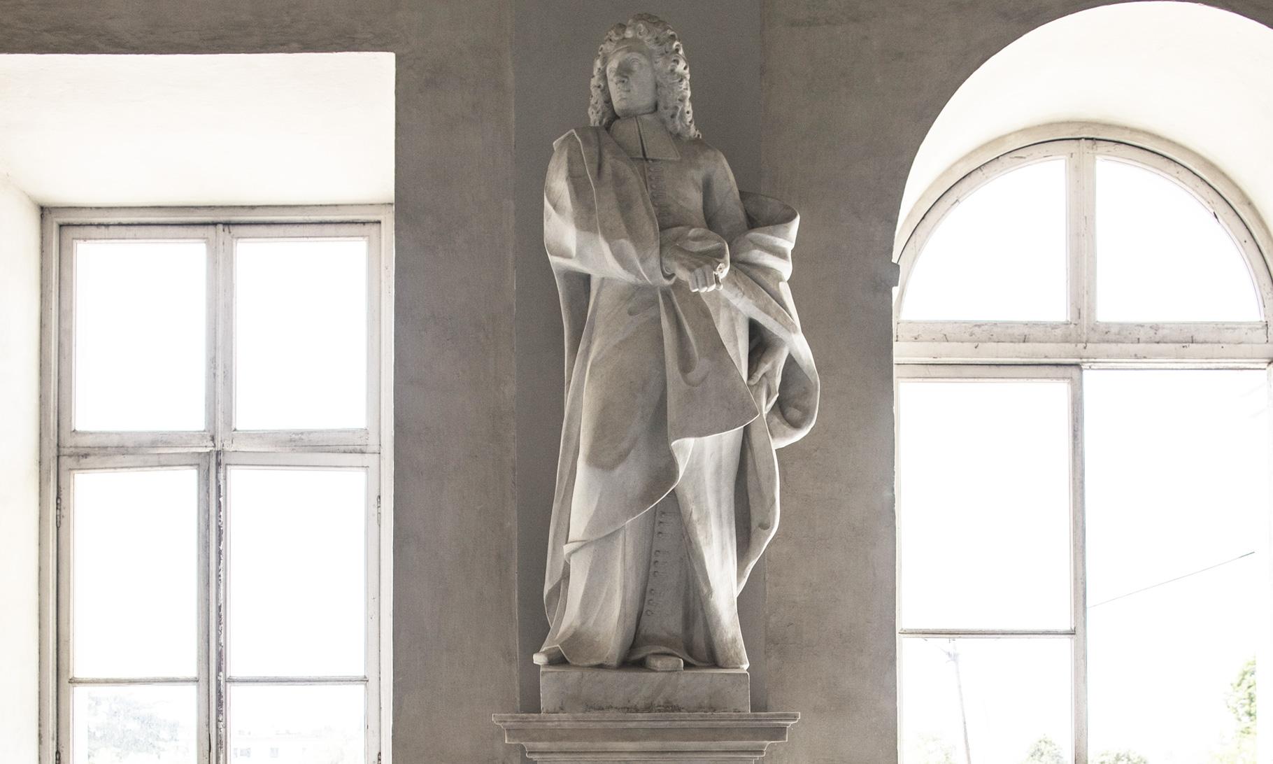 statue_ianni-lucae-spinulae-abbati_03 - Albergo dei Poveri Genova