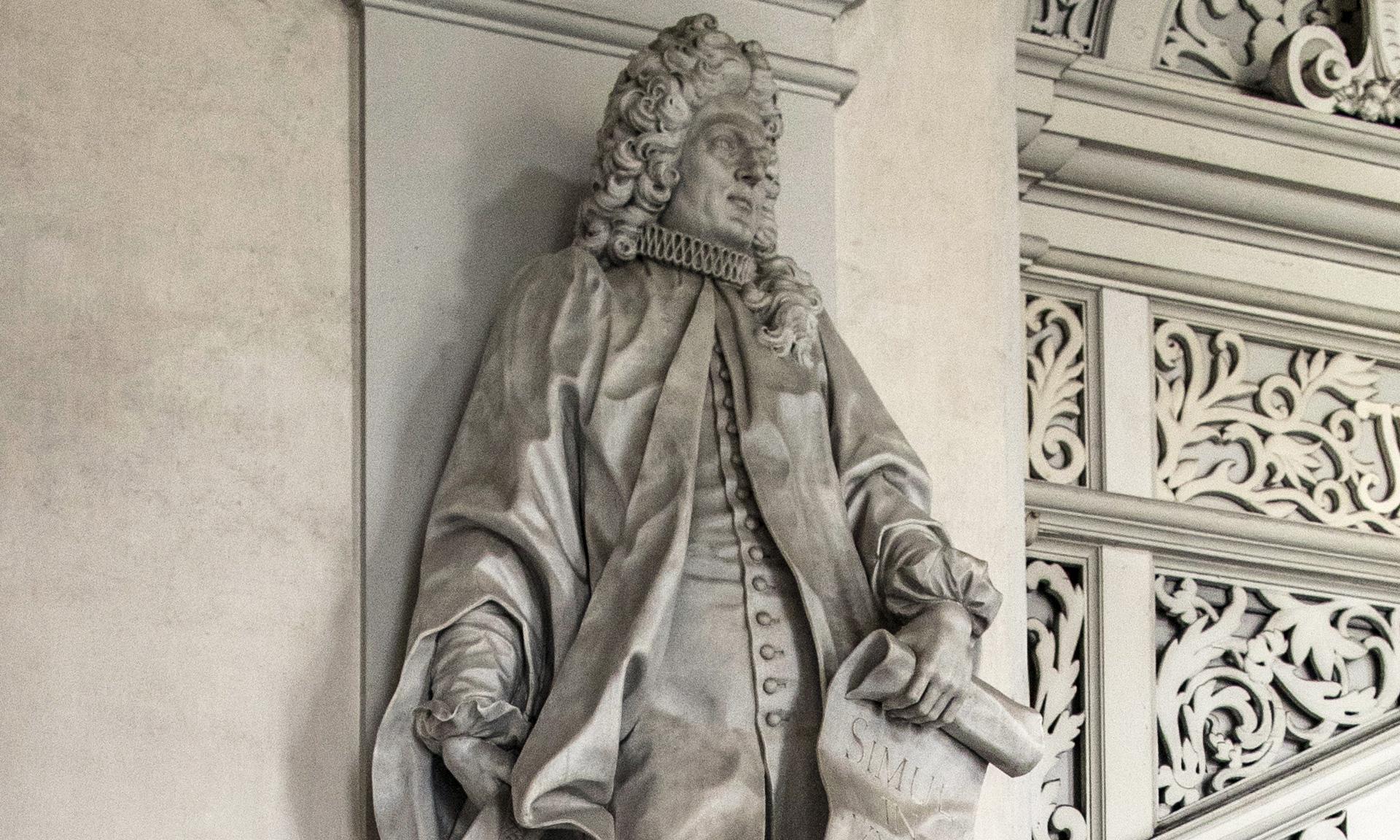 statue_ioanni-dominico-spinulae_02 - Albergo dei Poveri Genova