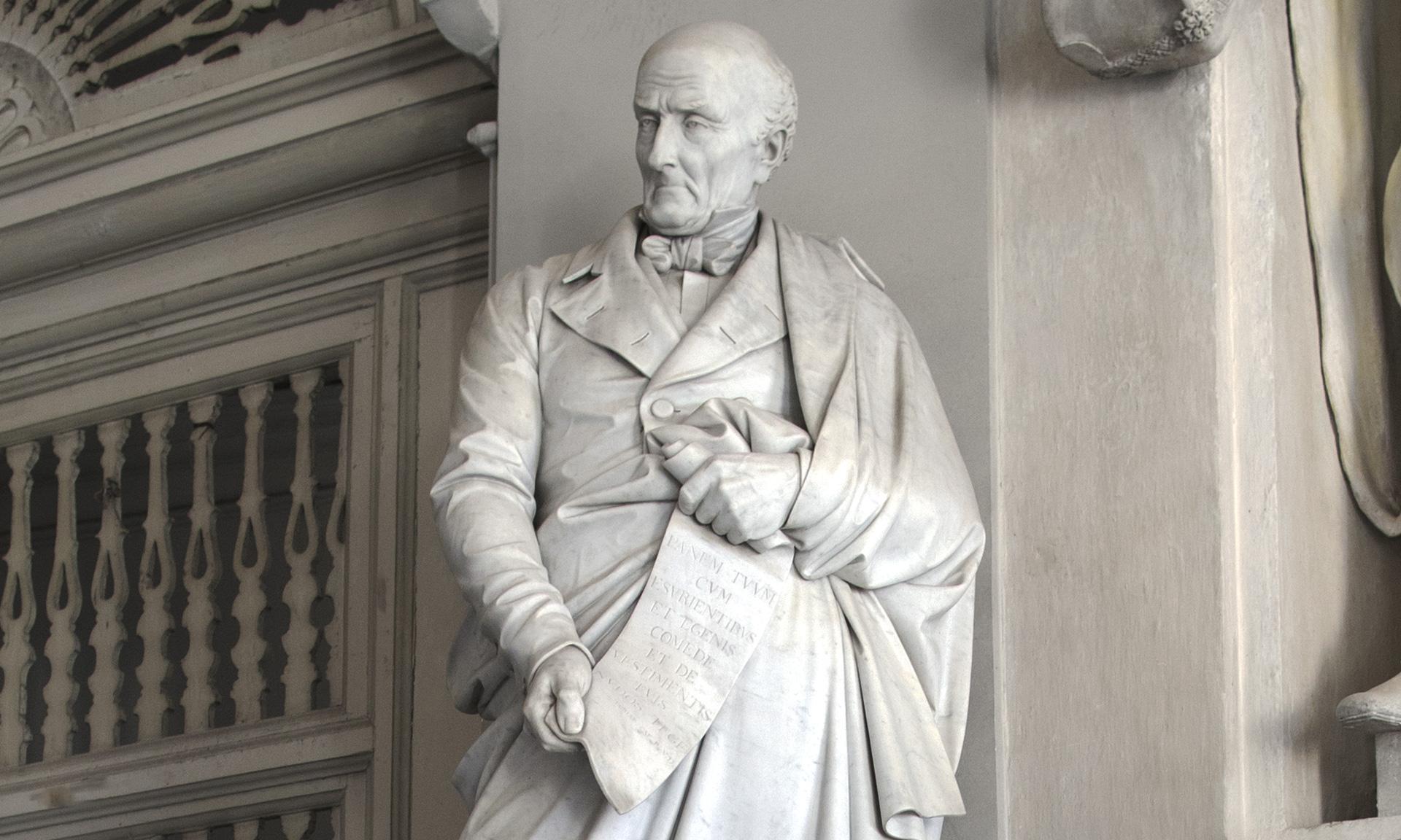 statue_iosephi-puti_01 - Albergo dei Poveri Genova