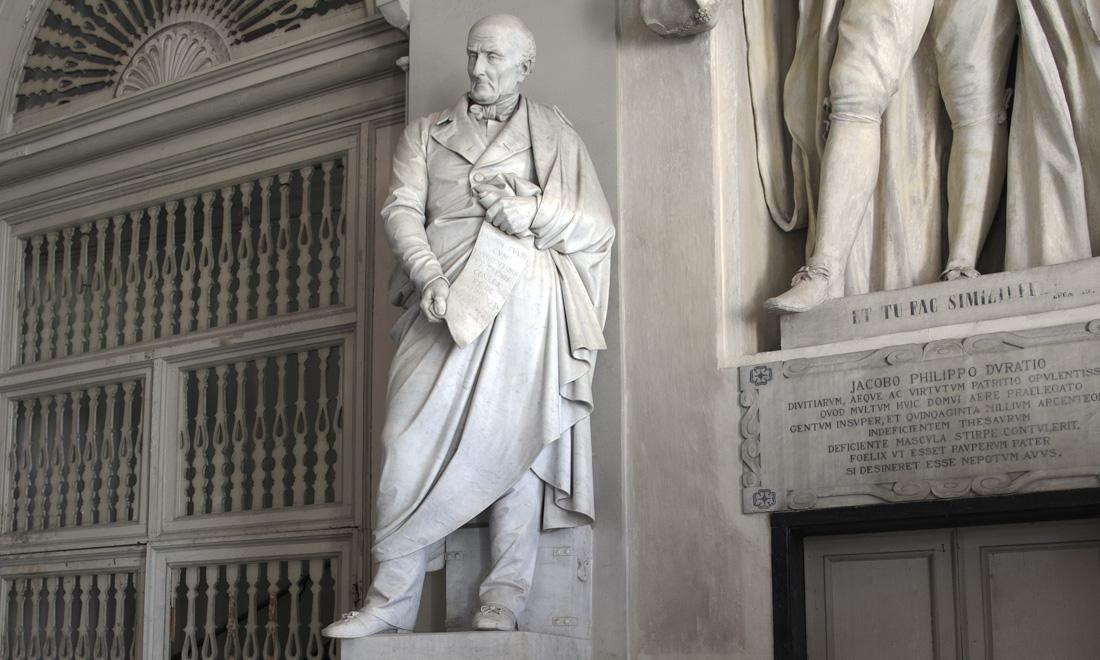 statue_iosephi-puti_04 - Albergo dei Poveri Genova