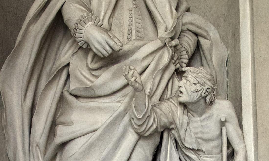 statue_joannem-franciscum-granellum_02 - Albergo dei Poveri Genova