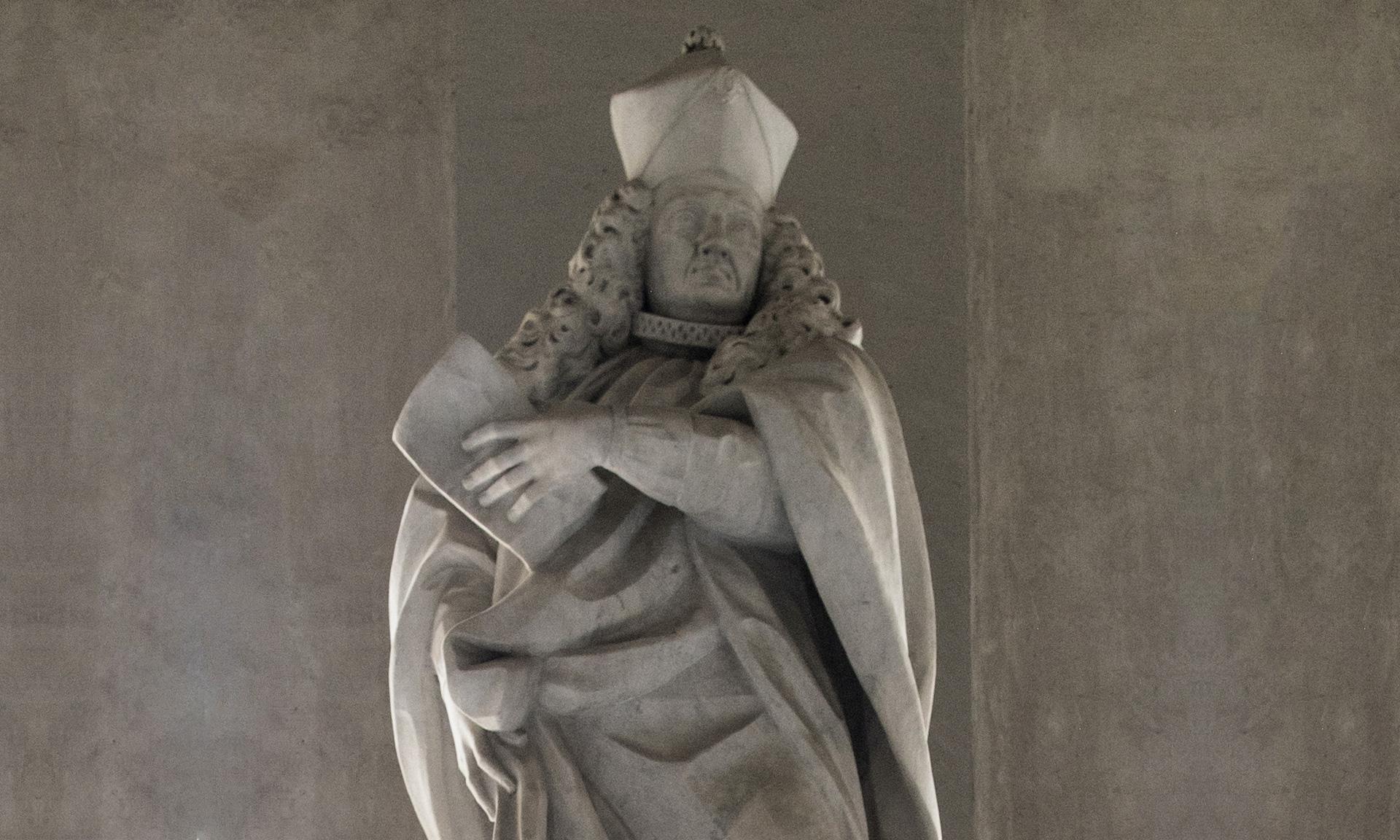 statue_philippo-spinulae_01 - Albergo dei Poveri Genova