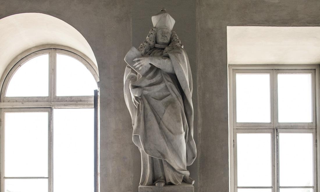 statue_philippo-spinulae_04 - Albergo dei Poveri Genova