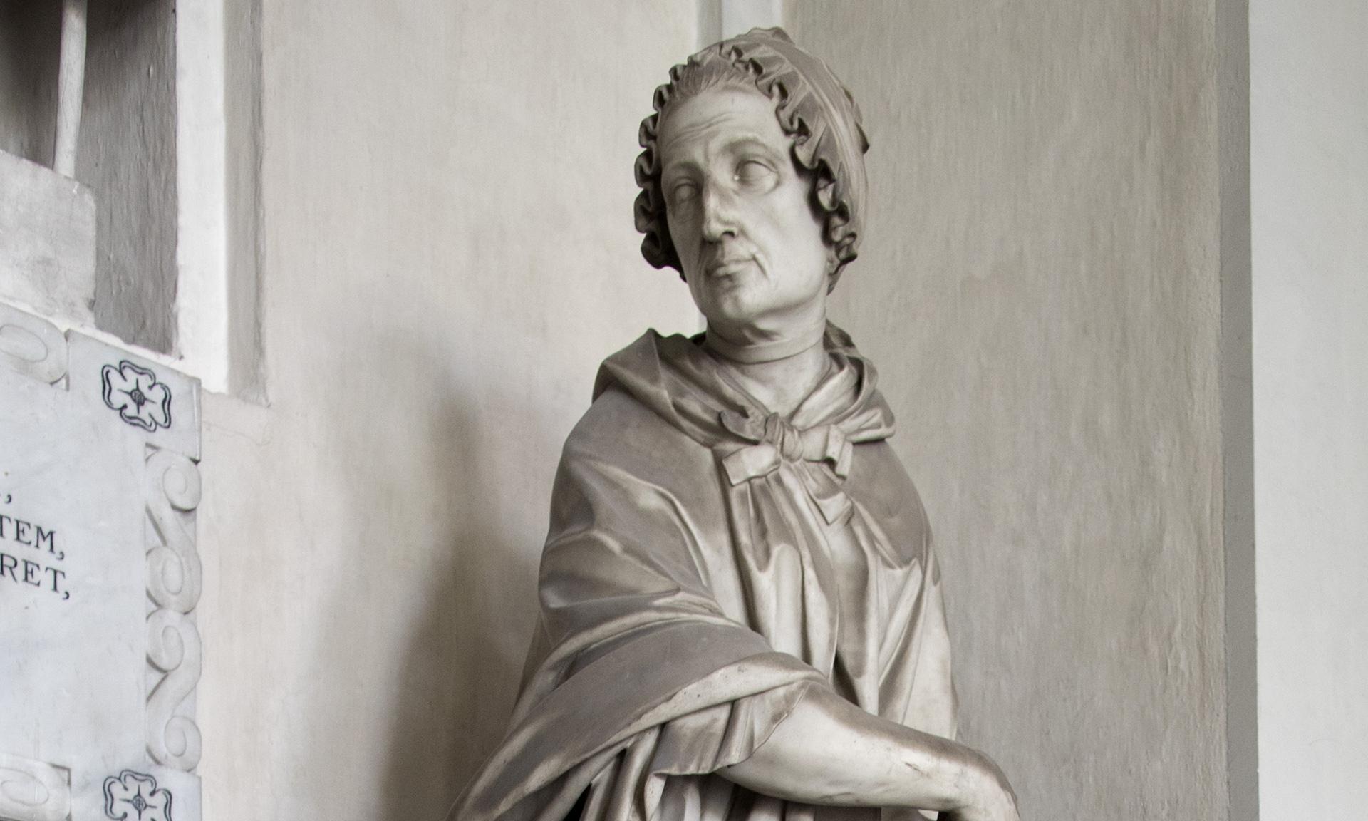 statue_spetimiae-gentili-pallavicinae_01 - Albergo dei Poveri Genova